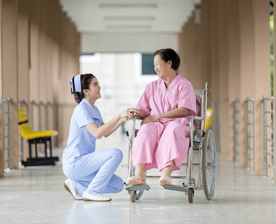 electric-wheelhchair-assitance